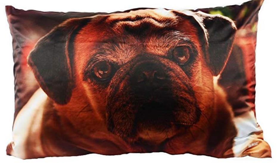dog OLOKAA Custom Style Pillowcase Pillow Covers