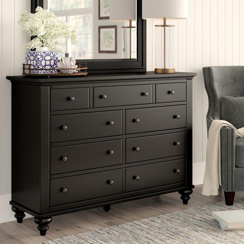 Garrick 9 Drawer Dresser 9 Drawer Dresser Furniture Dresser Drawers