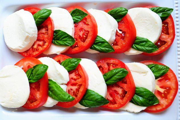 caprese salad by Ree Drummond / The Pioneer Woman, via Flickr