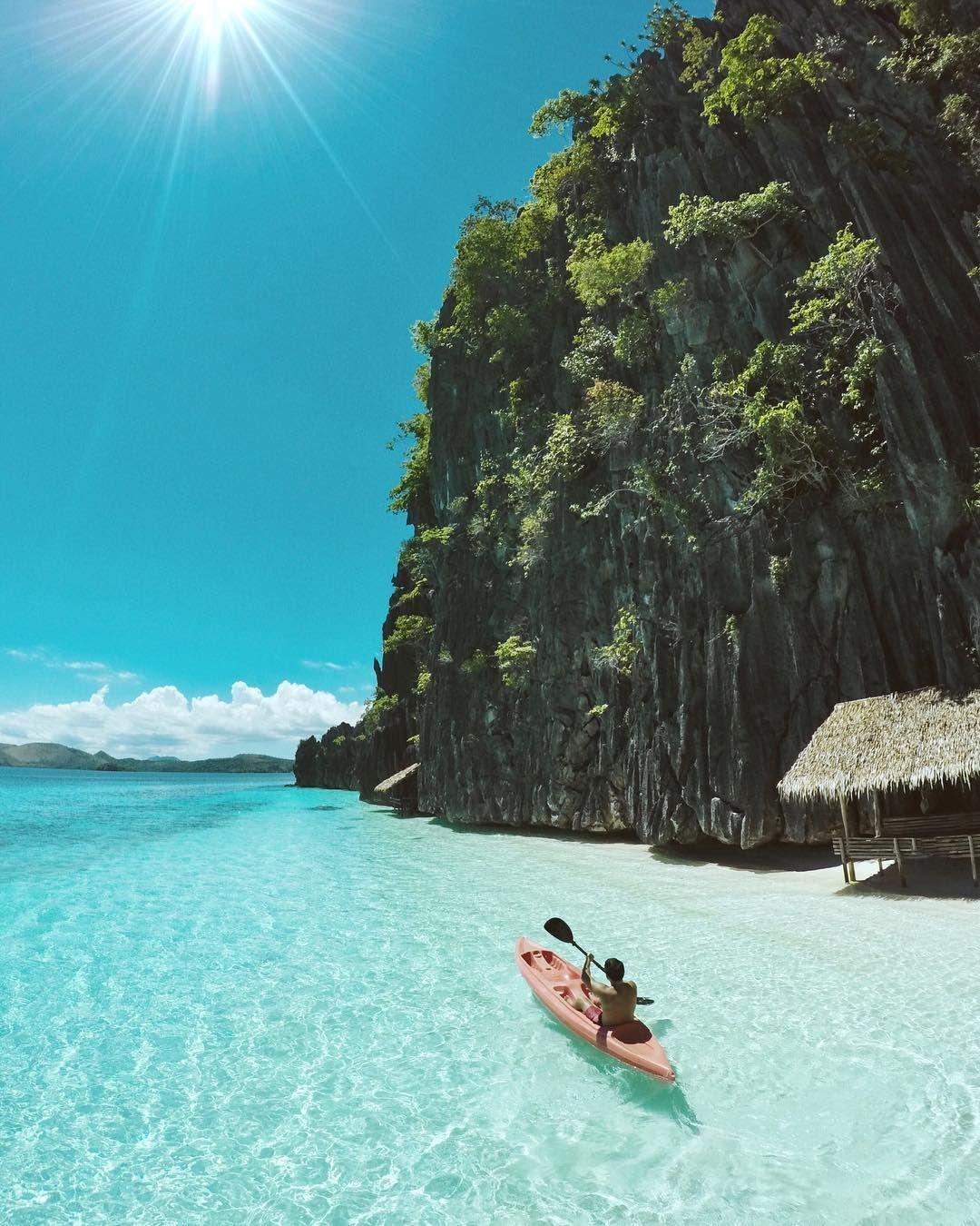 Banol Beach Coron Palawan In 2020 Palawan