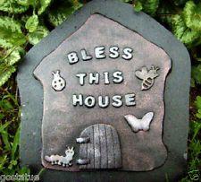Fleur de lis  fairy door mold concrete plaster casting mould