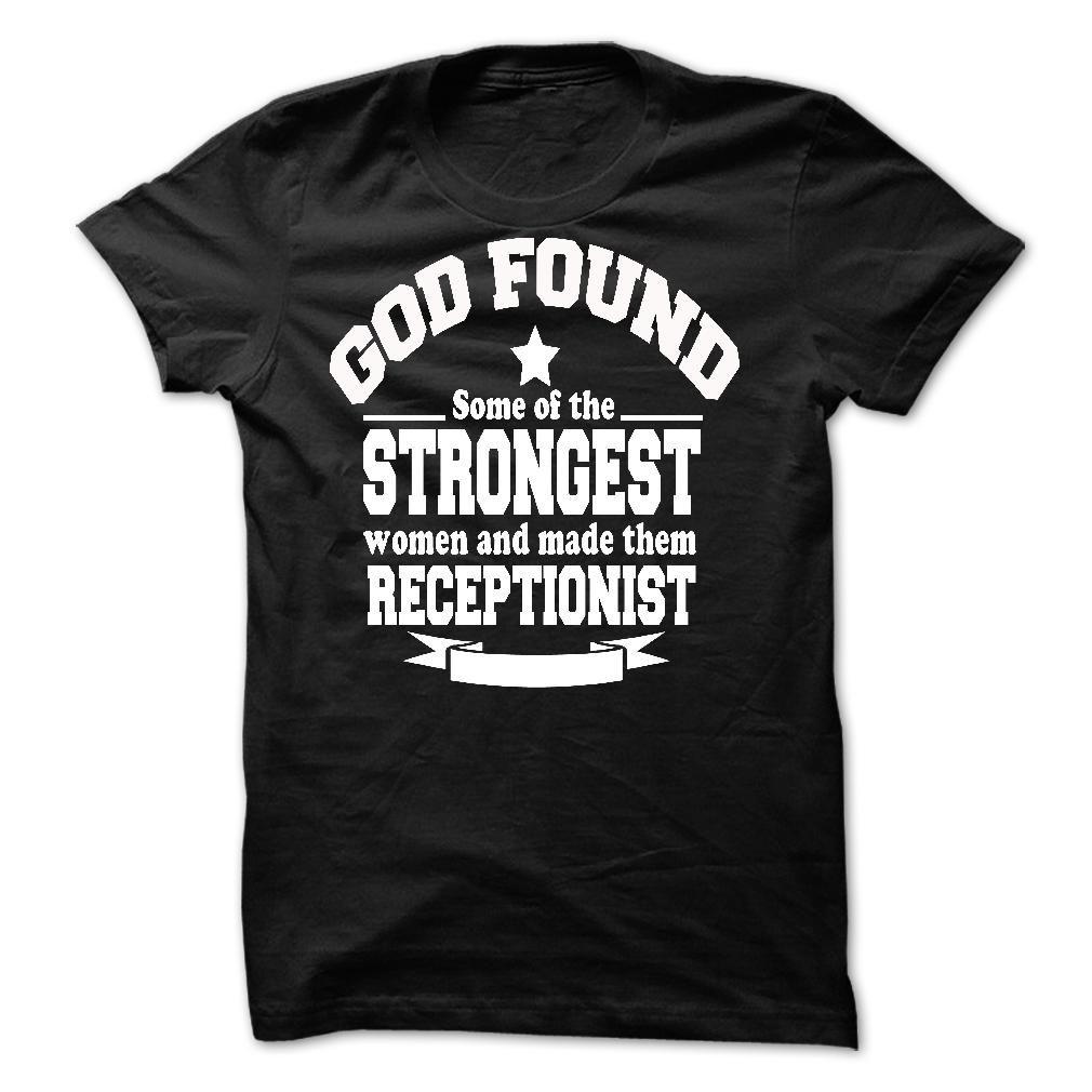 Im A/An RECEPTIONIST T Shirt, Hoodie, Sweatshirt