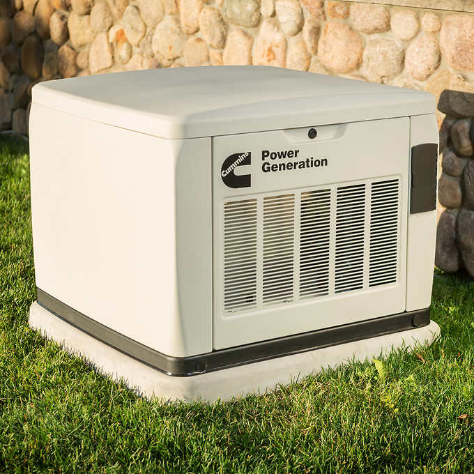 Cummins 13kw Home Standby Generator 100 Amp Automatic Transfer Switch Standby Generators Solar Panels Solar Energy Panels
