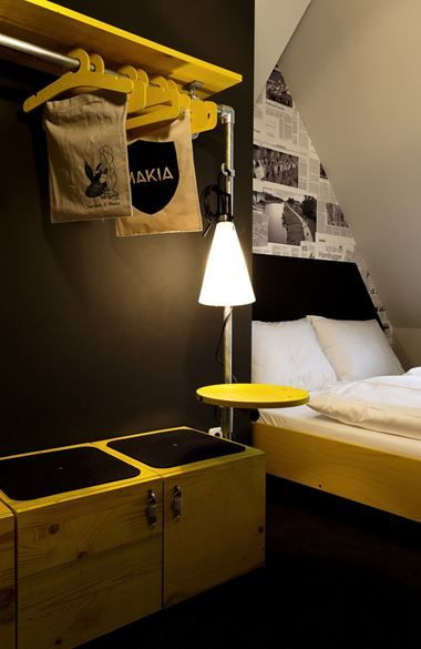 Genial Superbude St Pauli Hotel   Picture Gallery