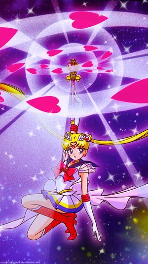 Bildresultat för sailor moon rainbow heartache