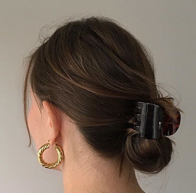 Lindo peinado recortado  – Peinados