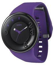 o.d.m. M1nute Watch - Purple £80