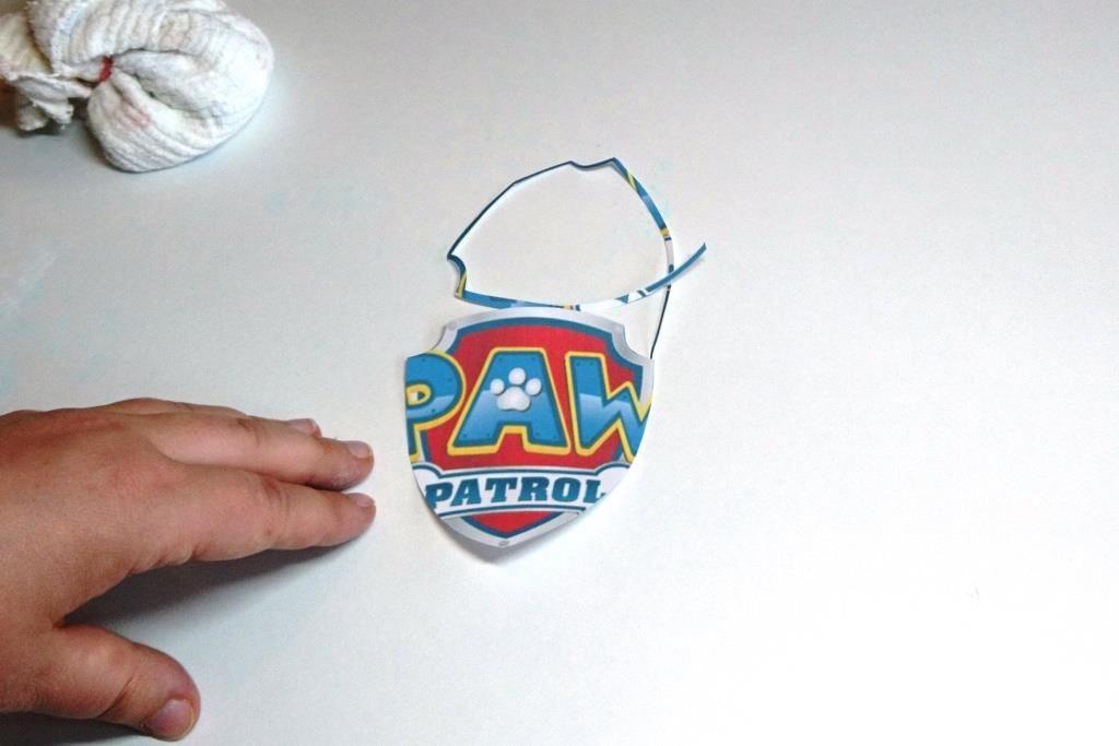 Paw Patrol Kuchen Motivtorte Tutorial Das Logo In 2020 Paw Patrol Kuchen Motivtorten Tutorial Paw Patrol