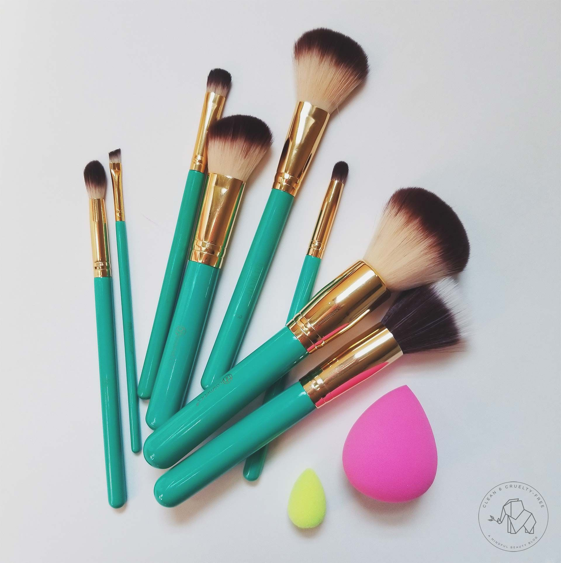 How To Clean Makeup Brushes Like A Pro Clean Amp Cruelty