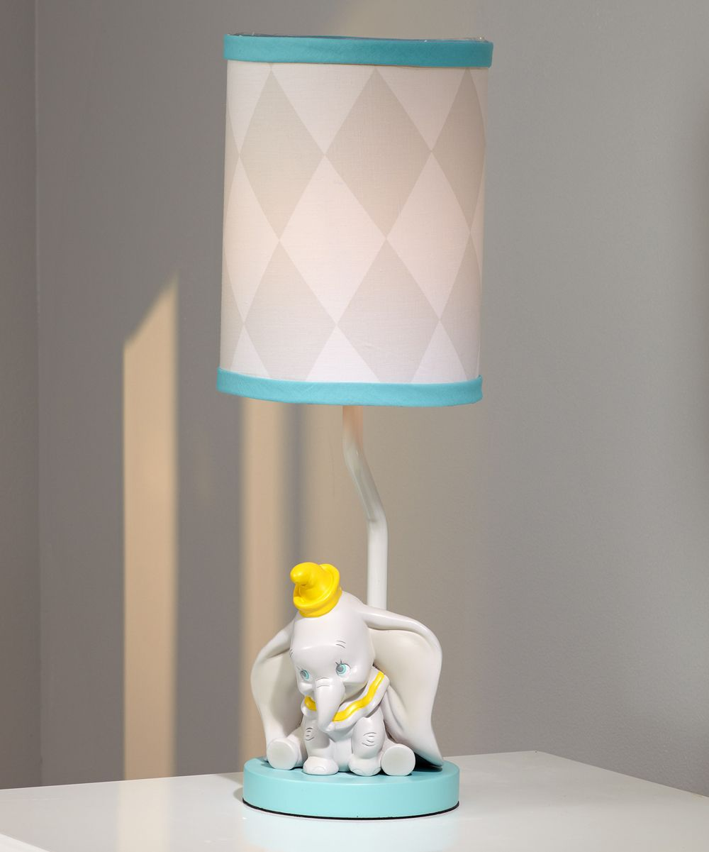 Disney baby dumbo dream big table lamp dream big disney baby dumbo dream big table lamp geotapseo Image collections