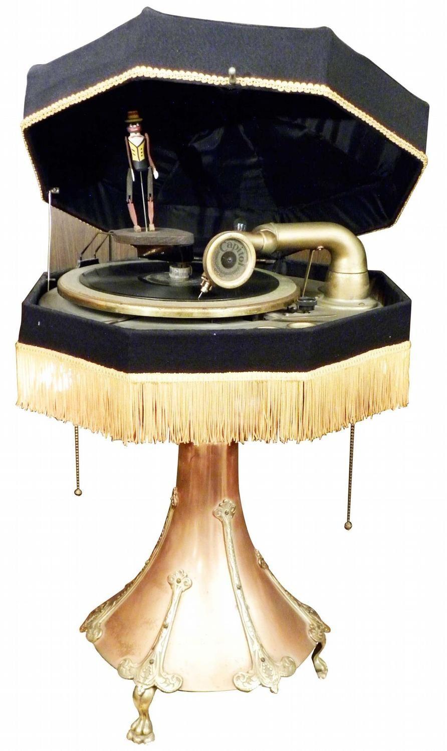 Lampograph? Wow. Light meets music.