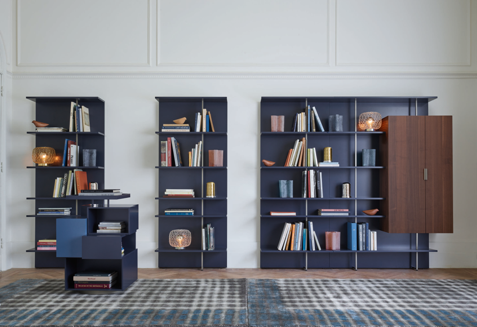 Ligne Roset Official Site Contemporary Design Furniture In 2020 Ligne Roset Large Shelves Bookcase