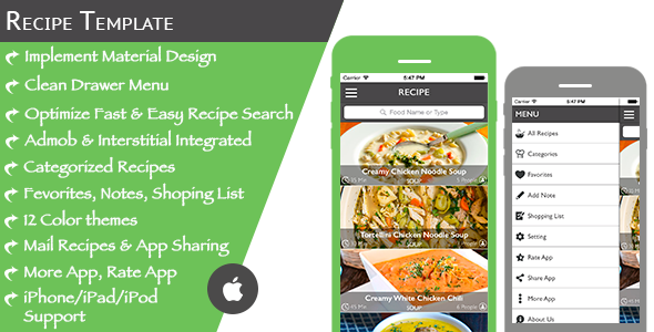 Download free multi purpose recipe template for ios app apple download free multi purpose recipe template for ios app apple cook food forumfinder Image collections