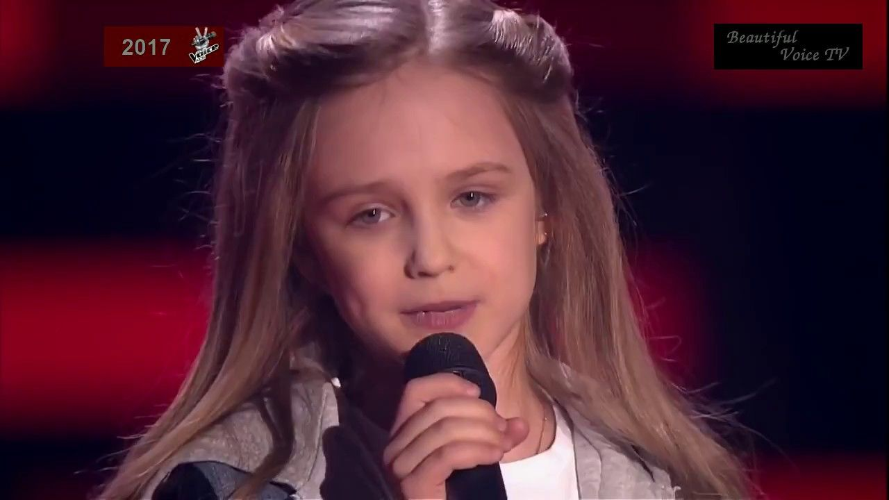 Maria Demons The Voice Kids Russia 2017 Youtube The Voice Kids Russia The Voice Beauty