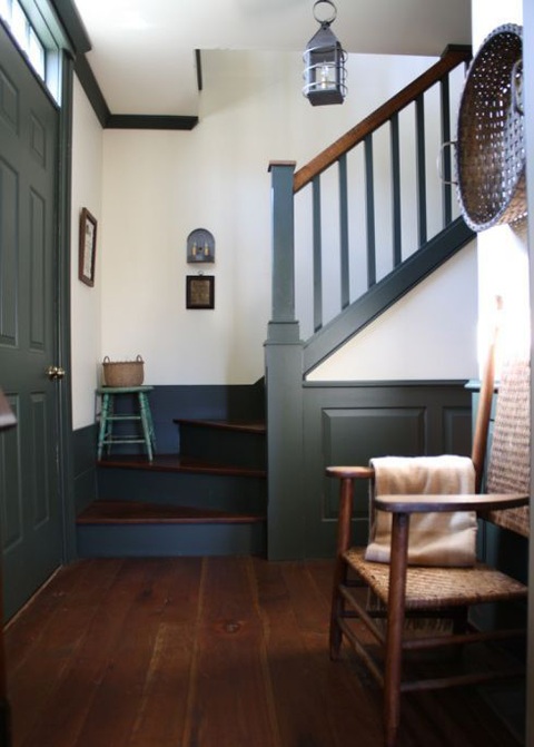 THE MAIN ELEMENTS OF THE COLONIAL HOME STYLE   Colonial Home Style ...
