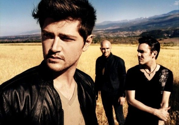 Bands like the script