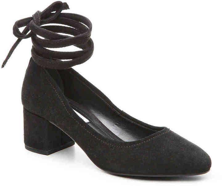 Steve Madden Women's Taleigh Pump -Black