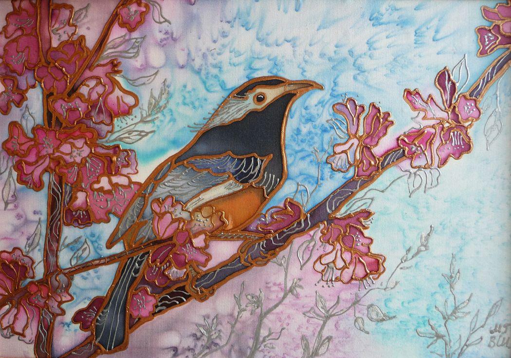 том, фото батик птицы днем нотариата