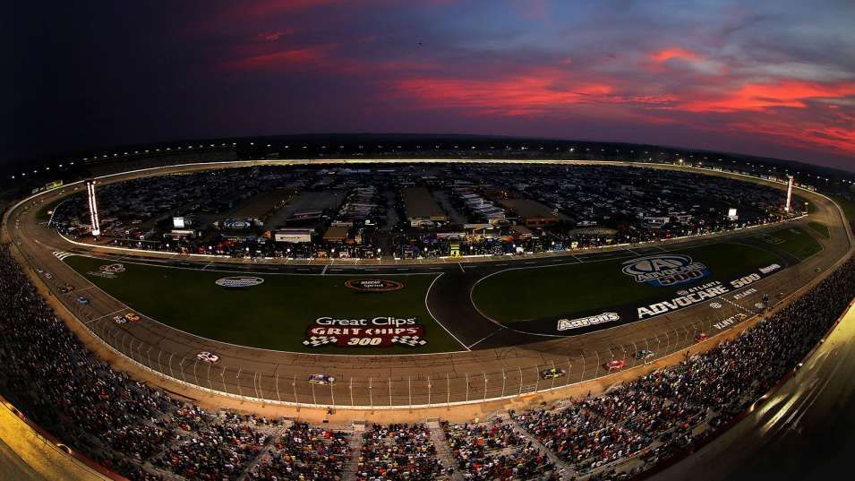 NASCAR TV schedule Atlanta & Canadian Tire Motorsport