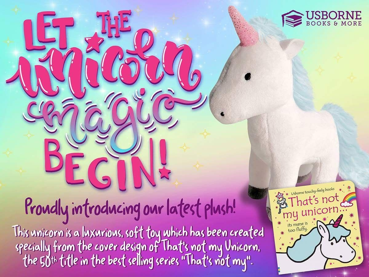 Pin By Bethany Petersen On Ubam Usborne Books Touch And Feel Book Unicorn Books