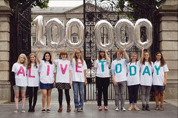 100,000 People are Alive Today Because Pro-Life Ireland Prohibits Abortions