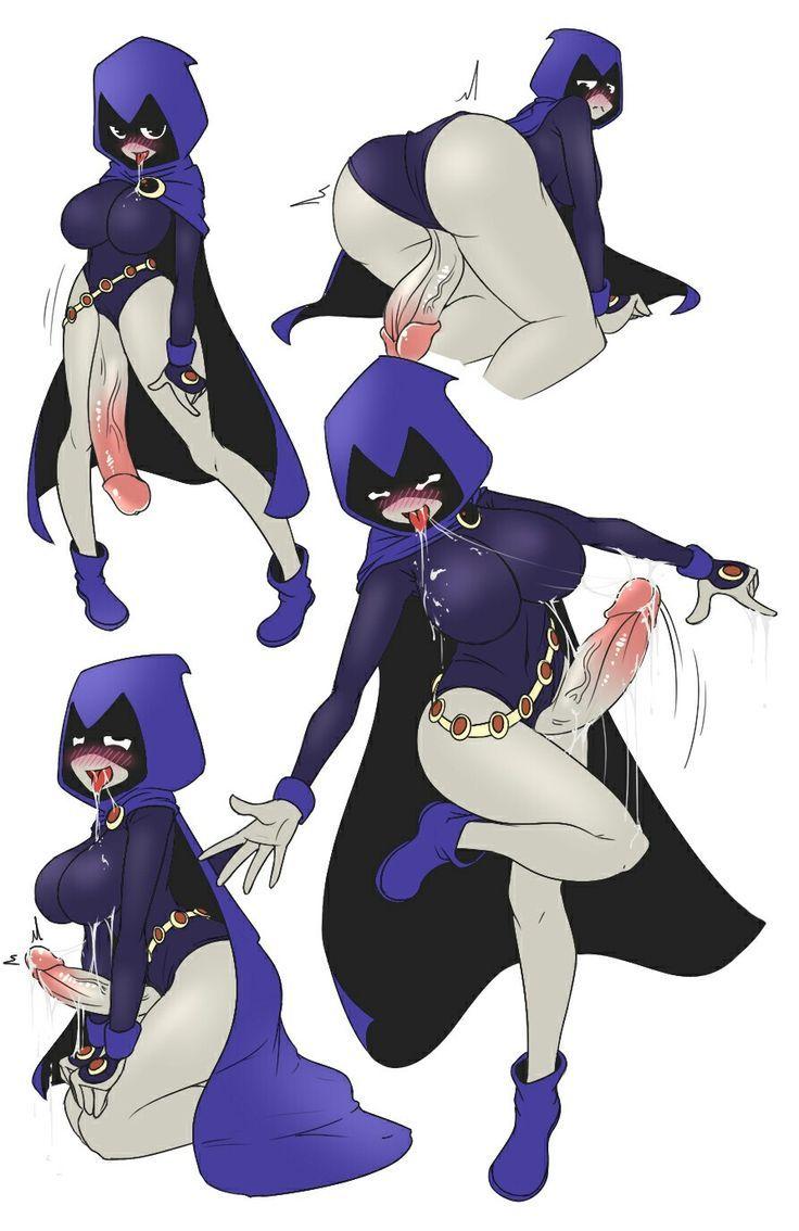 Sinensian Aaannd Here Is Futa Raven