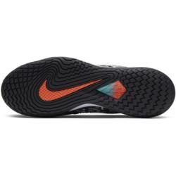 NikeCourt Air Zoom Vapor Cage 4 Herren-Tennisschuh für Hartplätze – Grau Nike