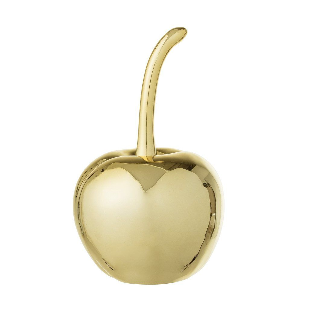 Large Gold Decorative Cherry In 2019 Decor Gold