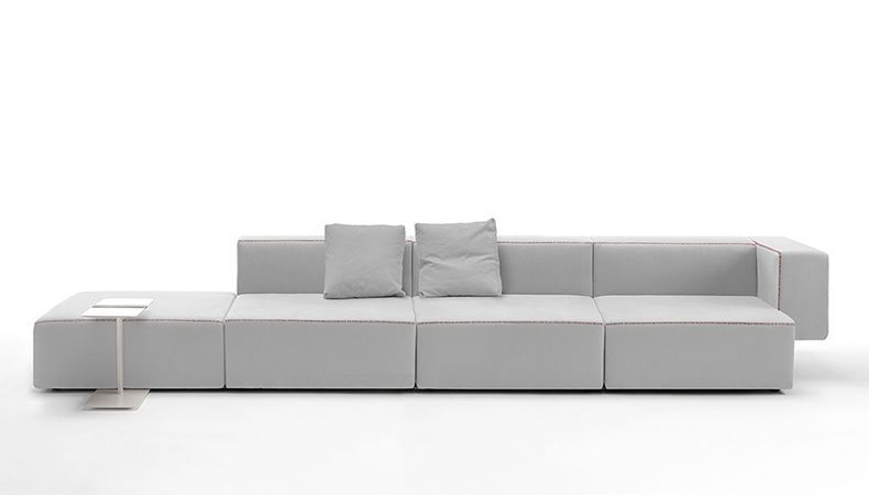 step sofa by viccarbe haute living chicago furnishings sofas rh pinterest com Sofas On Sale in Chicago modern couches chicago