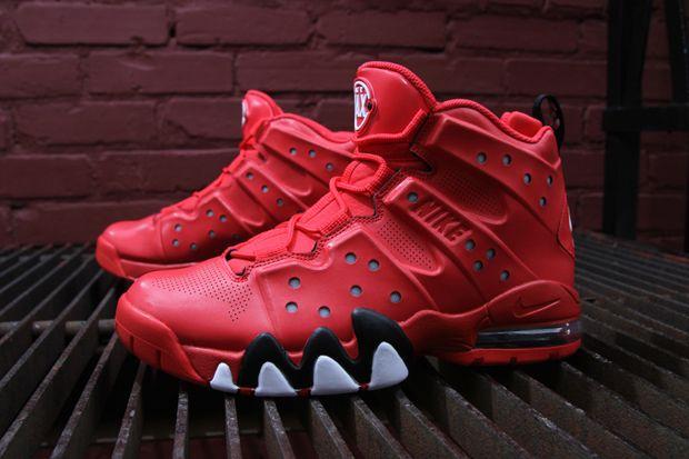 air barkley flyknit sneakers