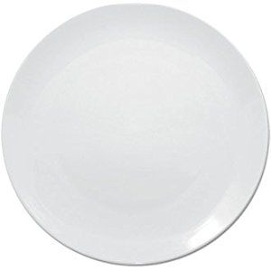 4 Pack LSA International Dine Lunch//Breakfast Plate Coupe 9.5