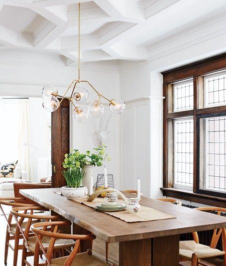 Photos  une demeure qui marie ancien et moderne Dining area, Room