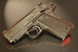 STI Duty One | .45 ACP, .40S&W, and 9×19 Pistols | Tactical Life