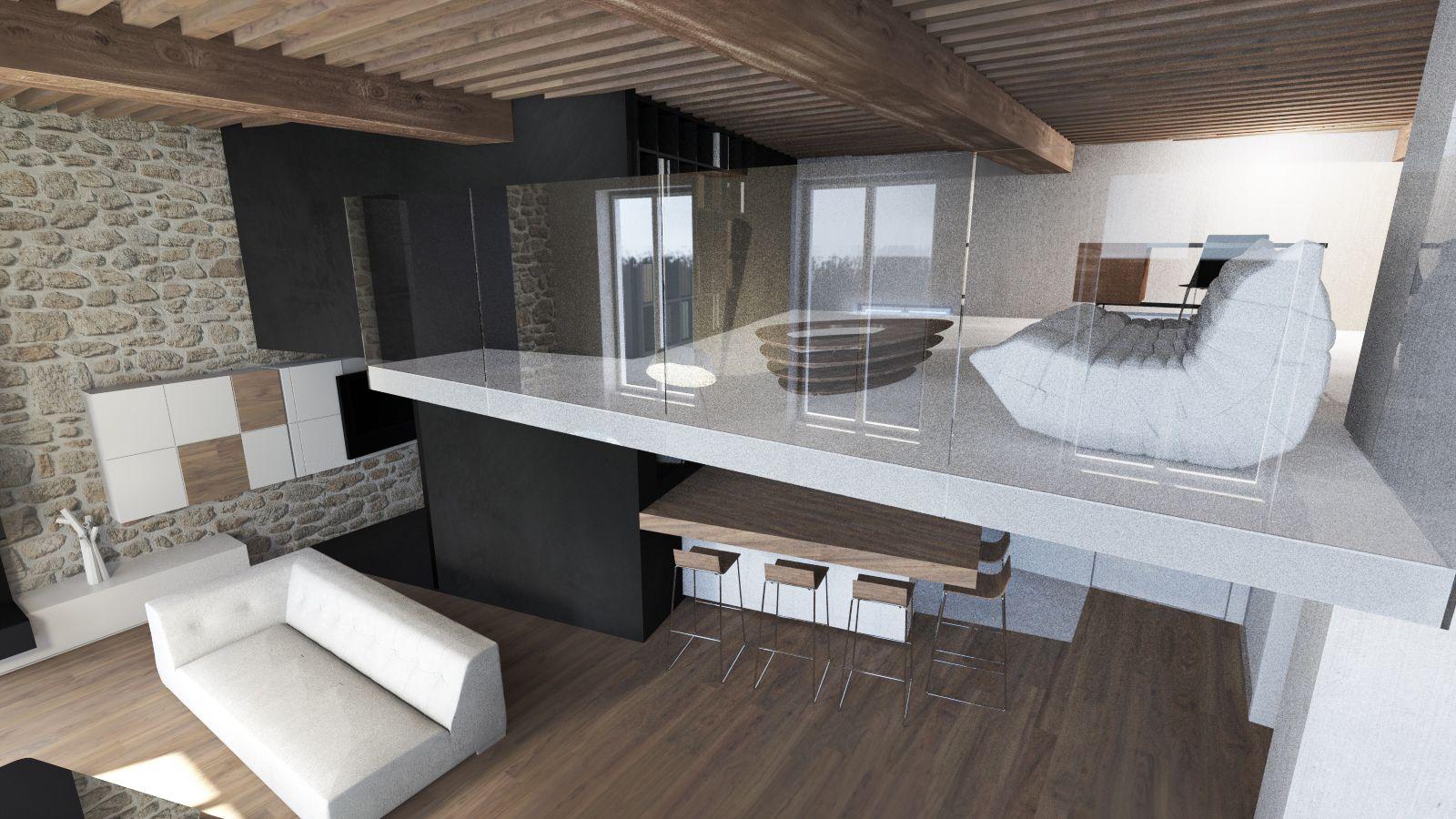 Best Architecture Contemporaine Interieur Gallery - Matkin.info ...