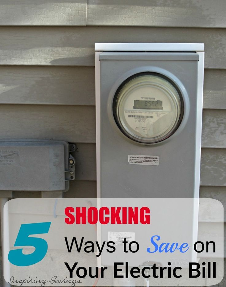 We all want to save energy, and in the process reduce the costs of our electricity bill. There are a lot of ways to reduce your costs and many are well-known. There are some more unusual and shocking ways you can actually lower your electric bill and here are some of them.