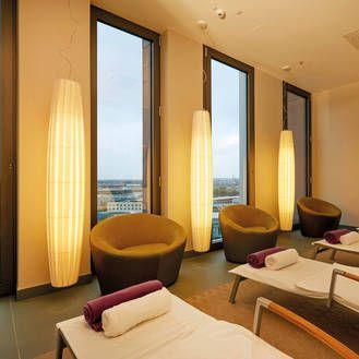 Relaxen Mit Panoramablick Im 4 Sterne Hyperion Hotel Hamburg