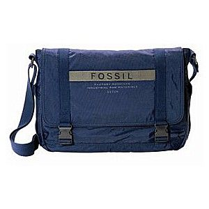 Fossil Umhängetaschen Umhängetasche dunkelblau