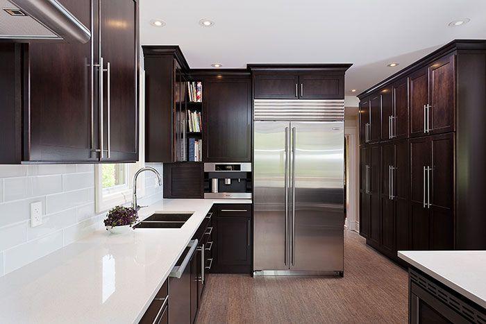 London Ontario kitchen renovation.   Old Castle - Kitchen ...