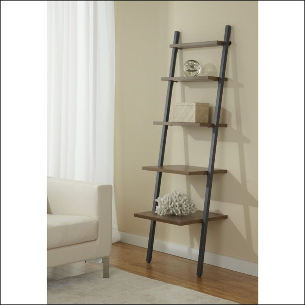 Furniture Wall Ladder Shelf Ikea Contemporary