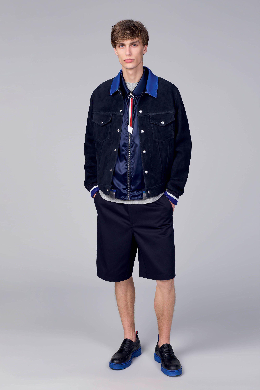 3787f56d Tommy Hilfiger Spring 2018 Menswear Fashion Show | A➖男29 ...