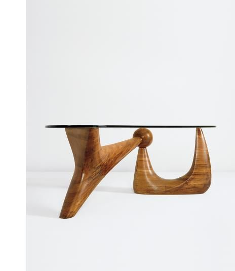 Amazing As The First Piece Of Furniture That American Sculptor Isamu Noguchi  Designed, The Goodyear Table, Which Was Sold This Evening At Phillips, Is  Consider As ...