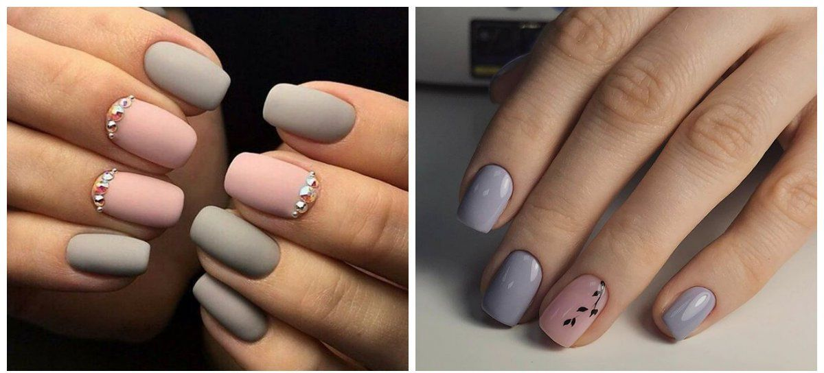 nail-design-ideas-2018-nail-art-2018-popular-nail-colors-2018-grey ...