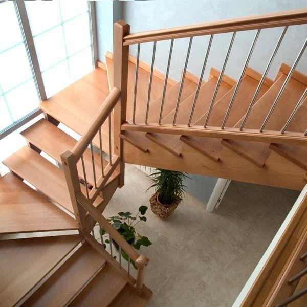 escalera 003 1 Escaleras Pinterest Escalera casa, Escalera y