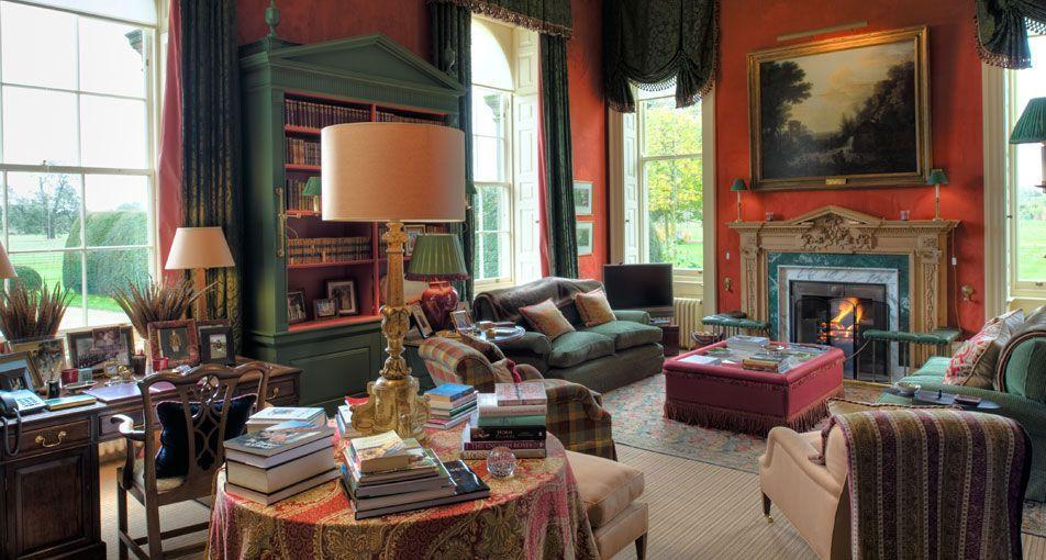 Mark Gillette Interior Design And Architecture: Working In