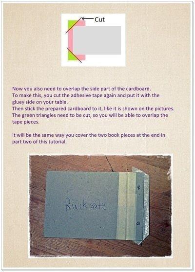 Como fazer um scrapbook.  Adventure Book Up Pixar - Passo 6