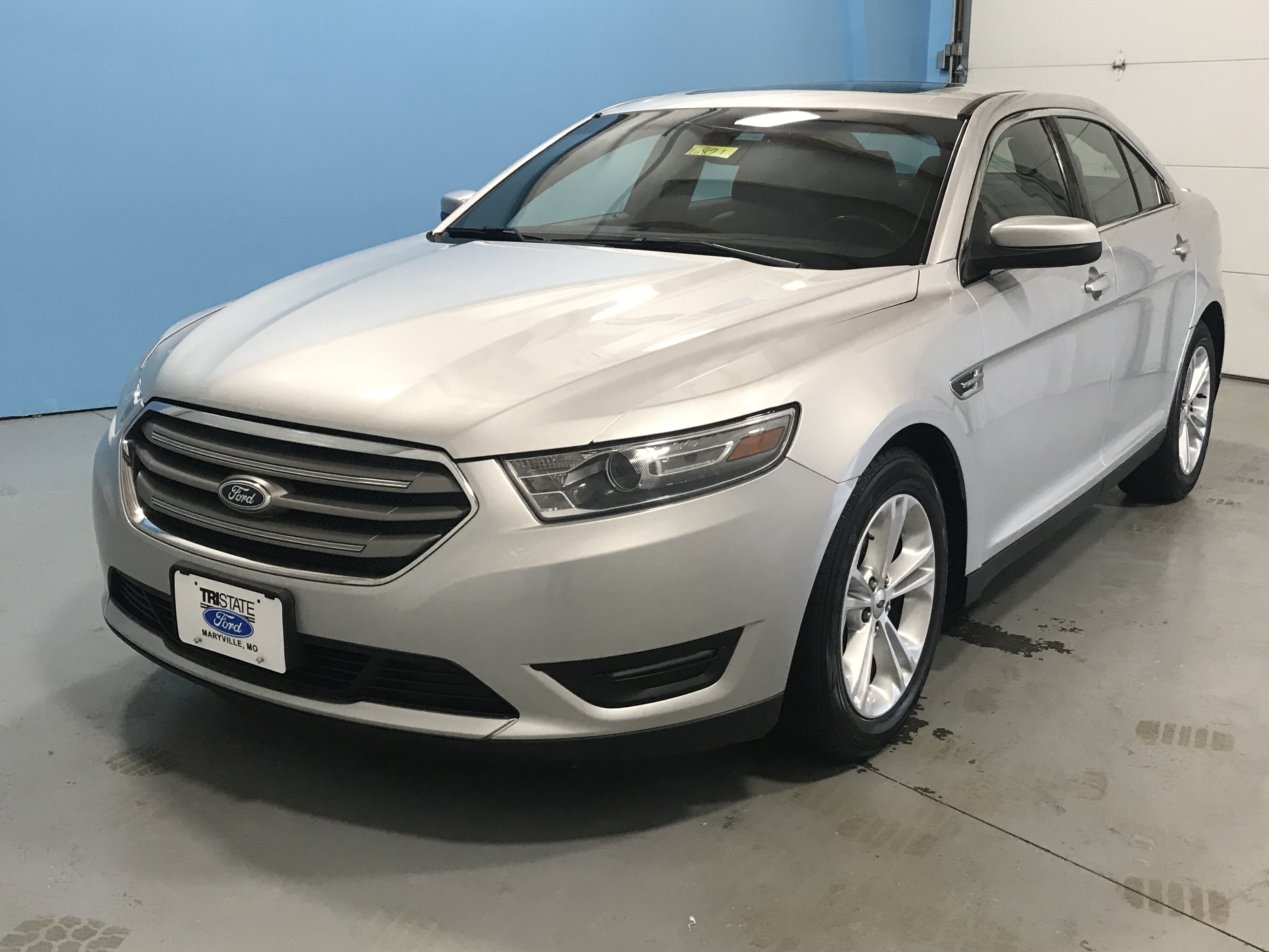 2013 FORD TAURUS SEL ONE OWNER NO ACCIDENTS LEATHER INTERIOR