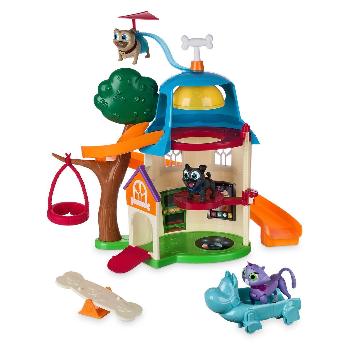 Product Image Of Puppy Dog Pals Ultimate Doghouse Playset With