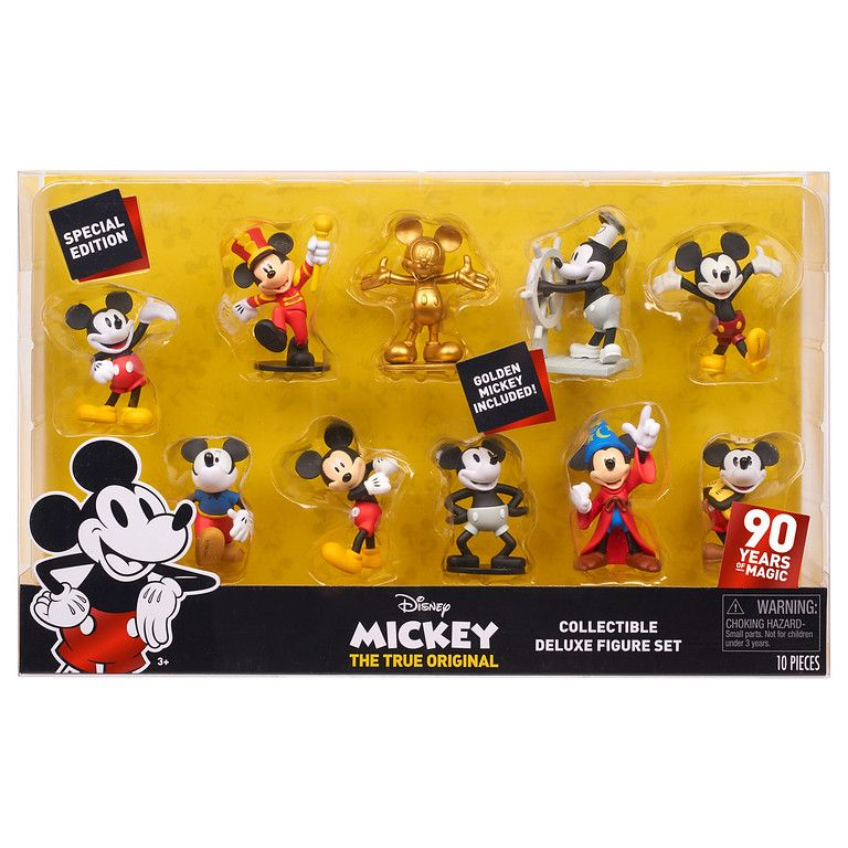 24d70fed4a0 New 90 Years Of Magic Mickey Mouse Anniversary Product Launches ...