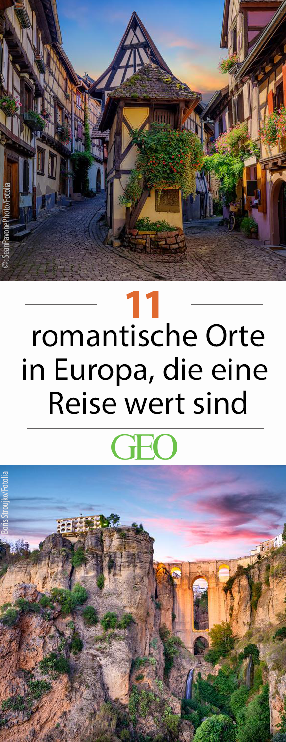 Short trips in Europe: Eleven romantic places that are worth a trip - #eleven #europe #places #romantic #short #trips #worth - #Tegans'sThingsToSeeİnParis