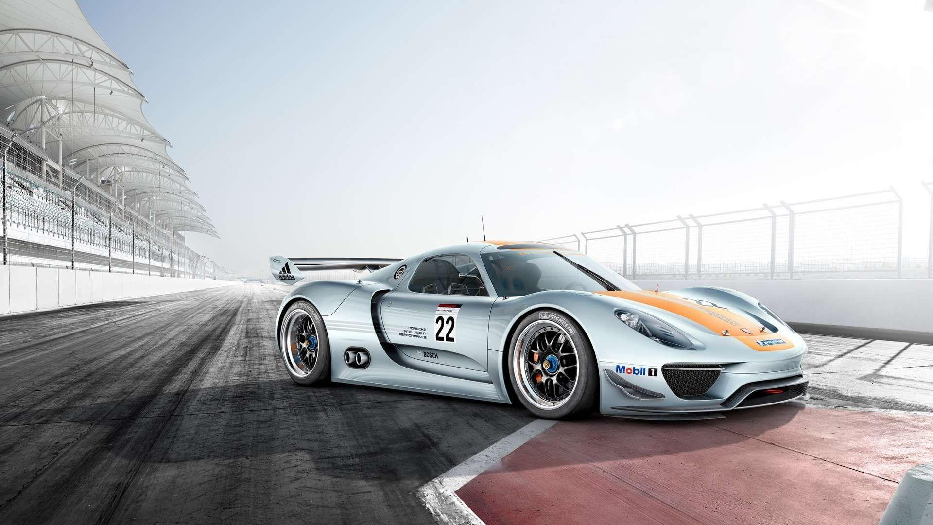 2011 Porsche 918 RSR Sport Car HD Widescreen Wallpapers Cars